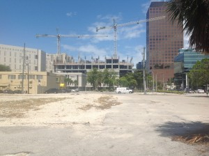 Downtown Fort Lauderdale Infill redevelopment
