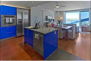 Kitchen W Fort Lauderdale Beach Residences