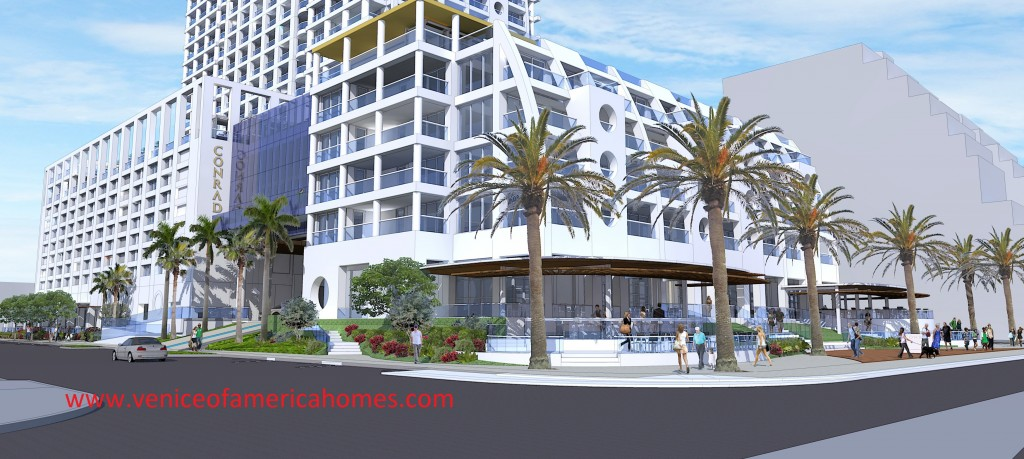 Conrad Fort Lauderdale Beach Design
