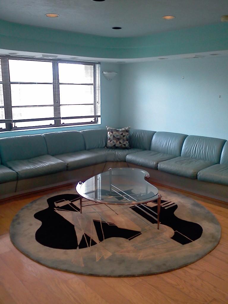 Four Seasons Fort Lauderdale Loft Living Room