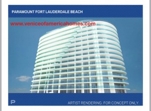 Paramount Fort Lauderdale Beach Building View