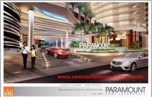 Paramount Fort Lauderdale Beach Exterior View