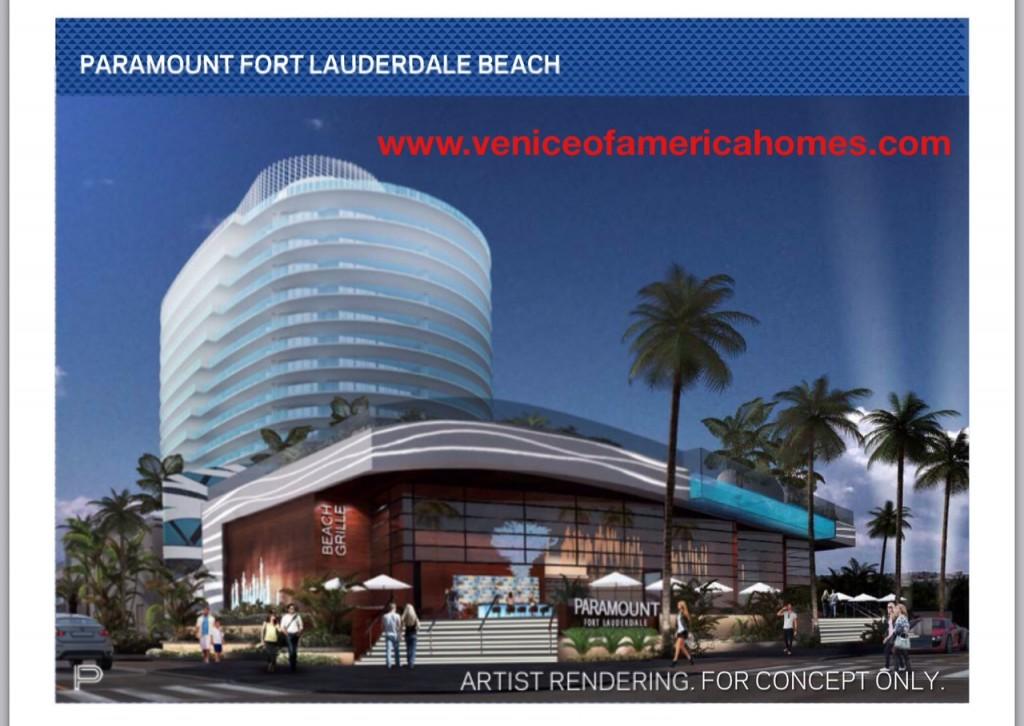 Paramount Fort Lauderdale Beach Street View