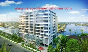 Privage Fort Lauderdale Beach Front Rendering