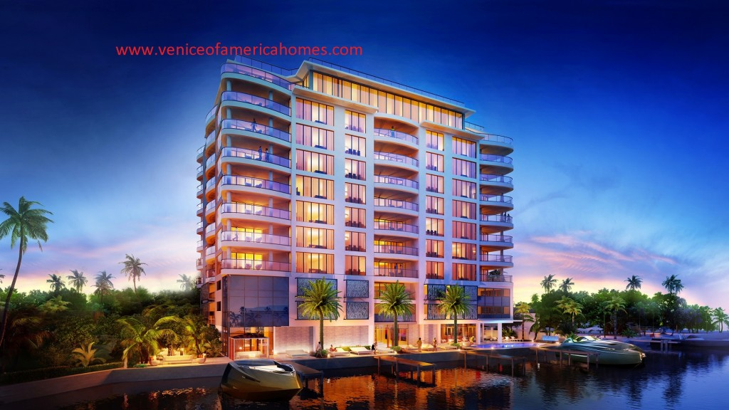 Privage Fort Lauderdale Rear Rendering