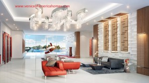Privage Fort Lauderdale Lobby Rendering