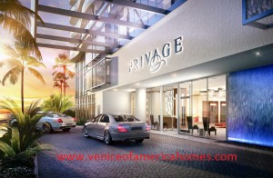 Privage Fort Lauderdale Valet Rendering