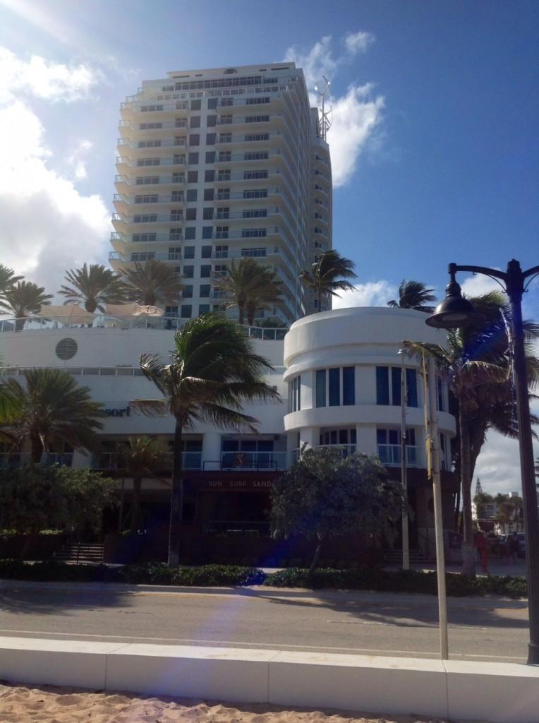 Hilton Q Club Fort Lauderdale Beach Condo Hotel