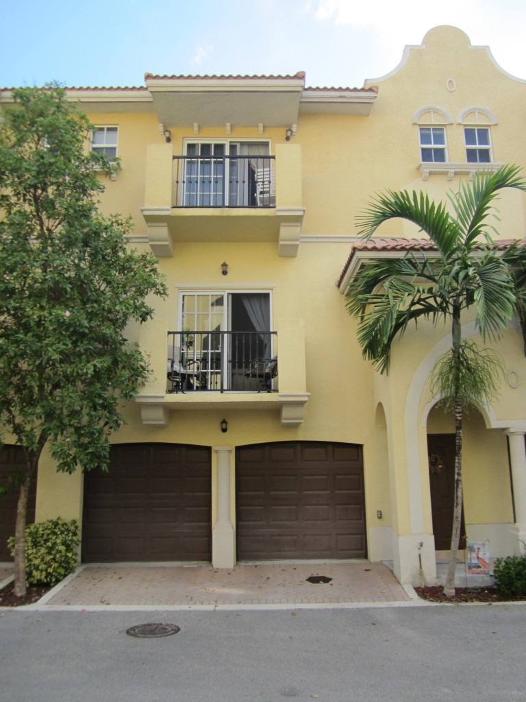 Fort Lauderdale Townhouse Rental