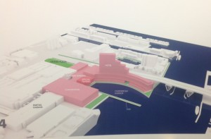 Greater Fort Lauderdale Convention Center Model 4