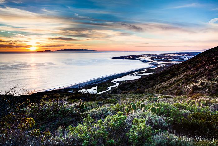 Ventura County Coastline from the Chumash Trail