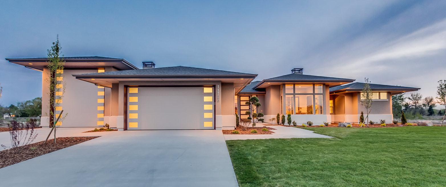 Modern for Modern house real estate