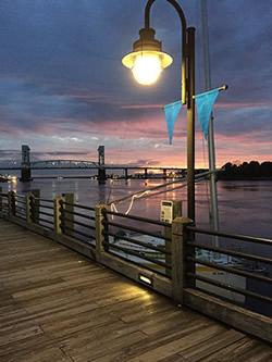 Downtown Wilmington Riverwalk