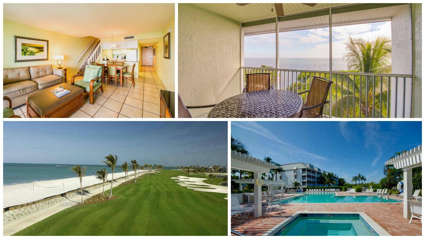 Vacation Rental 5316 Byaside Villa Captiva