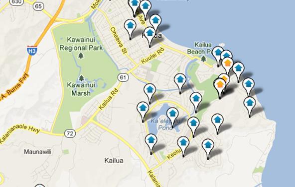 Kailua Home Search