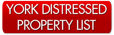 York PA Distressed Property List
