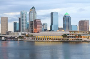 Downtown Tampa, Convention Center