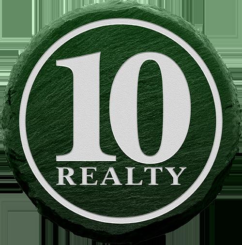 10 Realty Logo