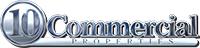 10 Commercial Logo