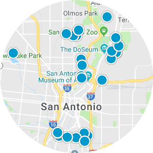 Helotes Real Estate Map Search
