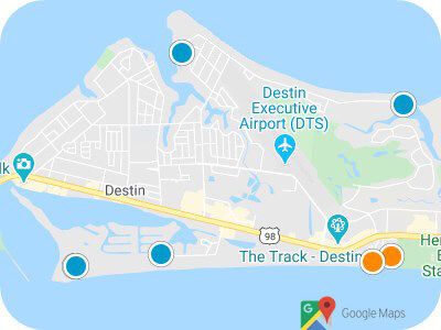 Emerald Coast Real Estate Map Search