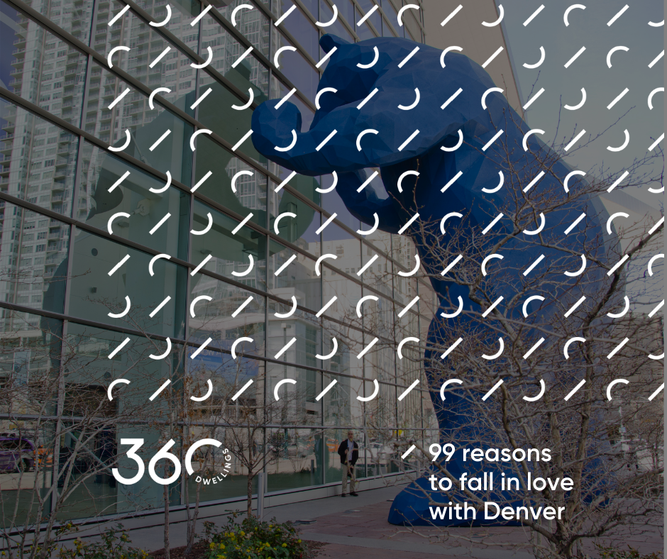 99 reasons to fall in love with Denver