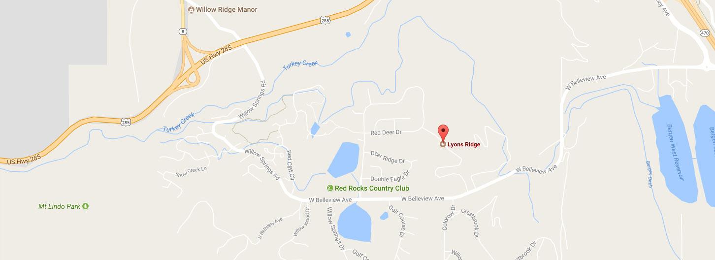 Lyons Ridge Morrison New Homes For Sale Amp Mls Listings