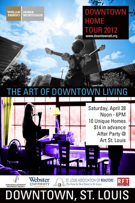 downtown living tour