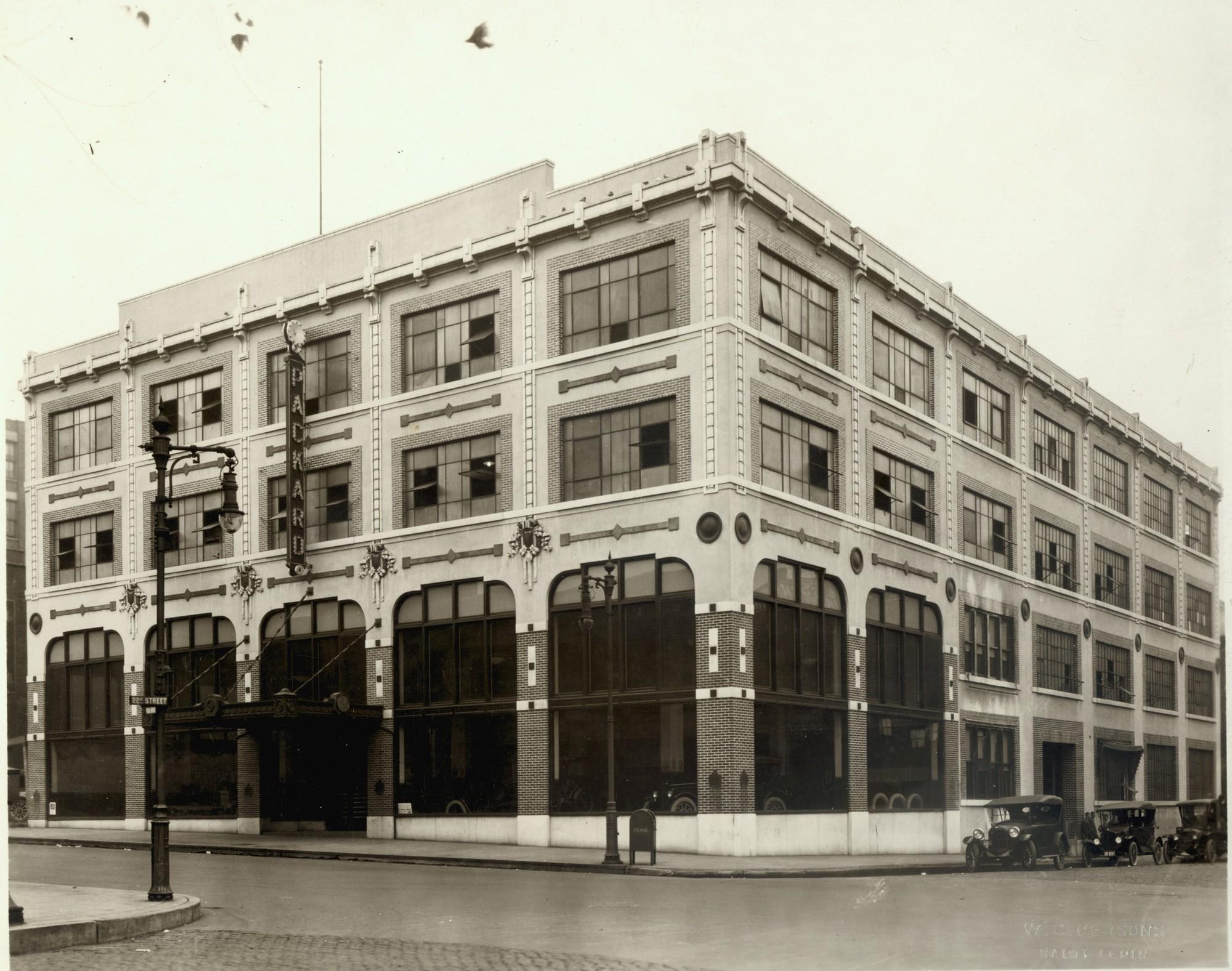 Packard Lofts