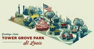 Tower Grove Park STL