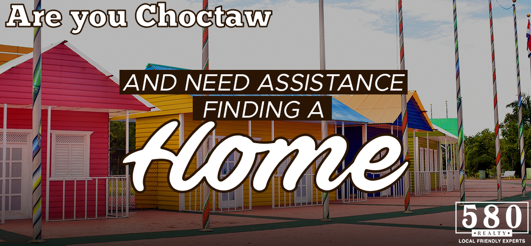 Are you Choctaw and need assistance finding a home