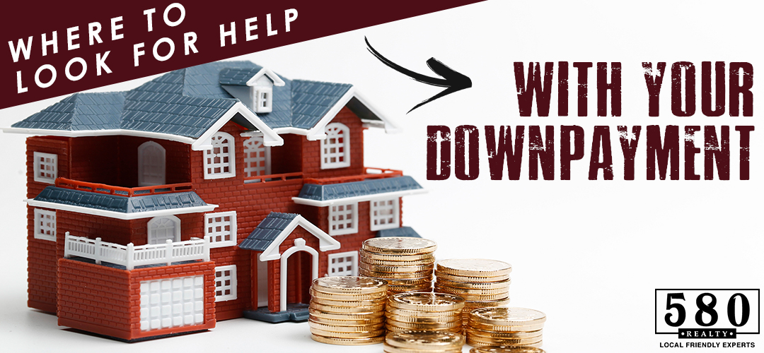 Where To Look For Help With Your Down Payment