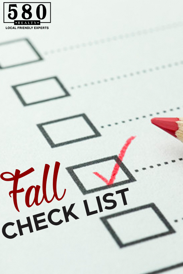 Fall Check List-2