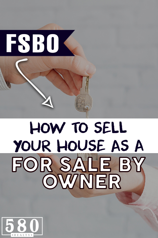 FSBO How to sell your house as a for sale by owner