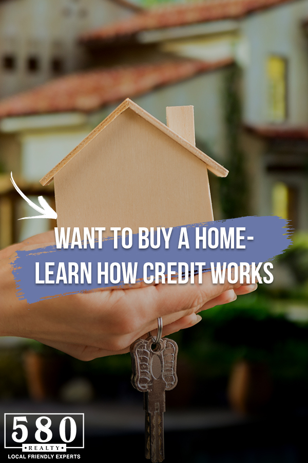 Want to buy a home - learn how credit works2