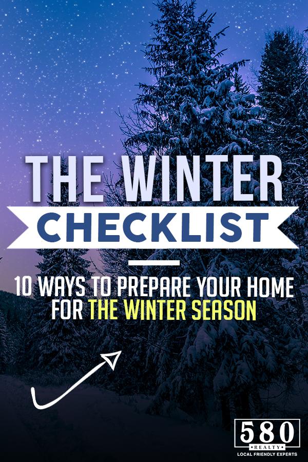 The Winter Checklist -10 Ways to Prepare Your Home for the Winter Season-2