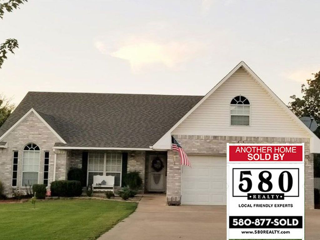 SOLD - 232 Waterford Dr Dickson OK 73401
