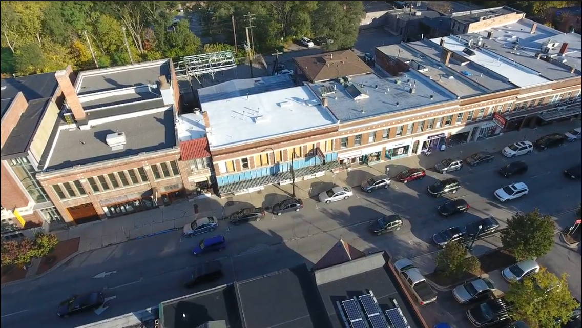 downtown ypsilanti huron project
