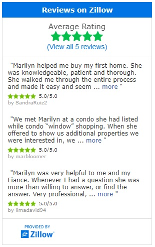 Marilyn Escobar Zillow Reviews
