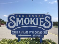 Smokies Ball Park -Kodak Tn