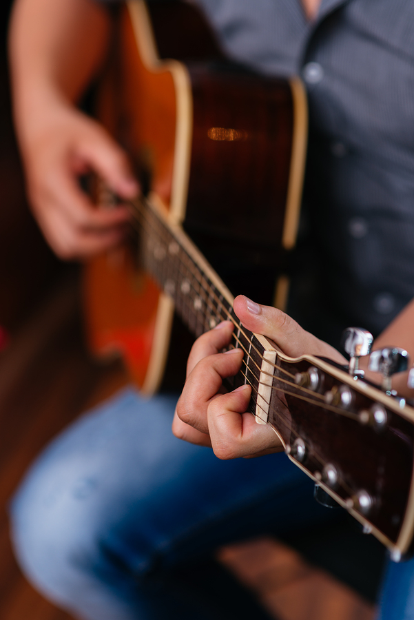 Hear live music on Myrtle Beach real estate.