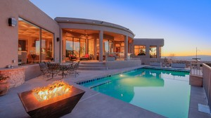 High Desert Luxury Home