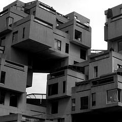 Picture of a condo building
