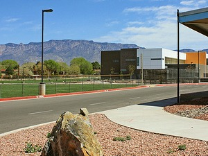 Albuquerque's Del Norte High School