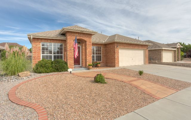 richland hills home for sale in nw albuquerque located at 4405 mountvale ave nw