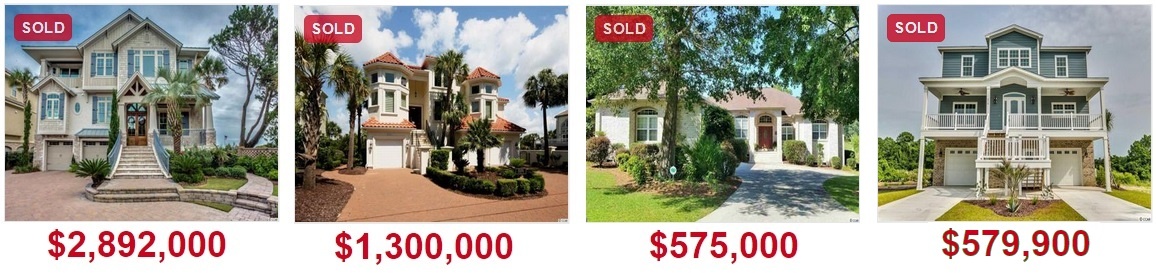 Recent Luxury Home Sales, Derek Heppe