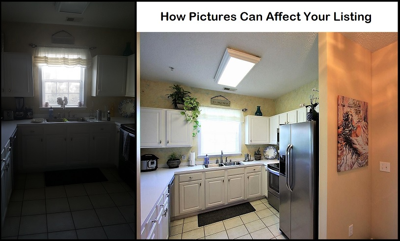 How Photos Can Affect Your Listing