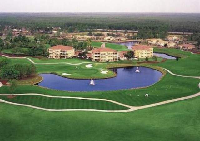Grande Dunes Golf Course View Condos