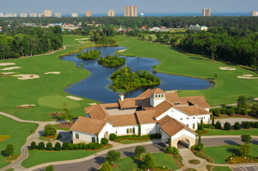 Grande Dunes Golf Course View Homes