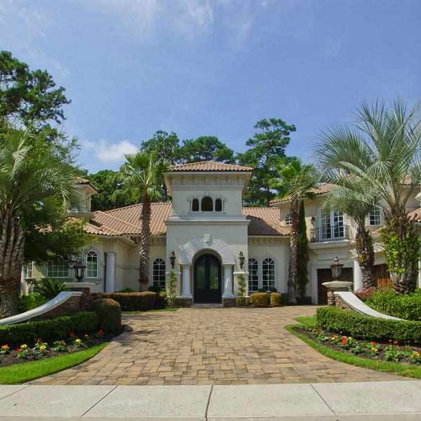 Grande Dunes Golf Course View Homes For Sale